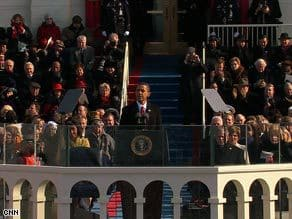 President Obama Inaugural Speech and American Civil Religion