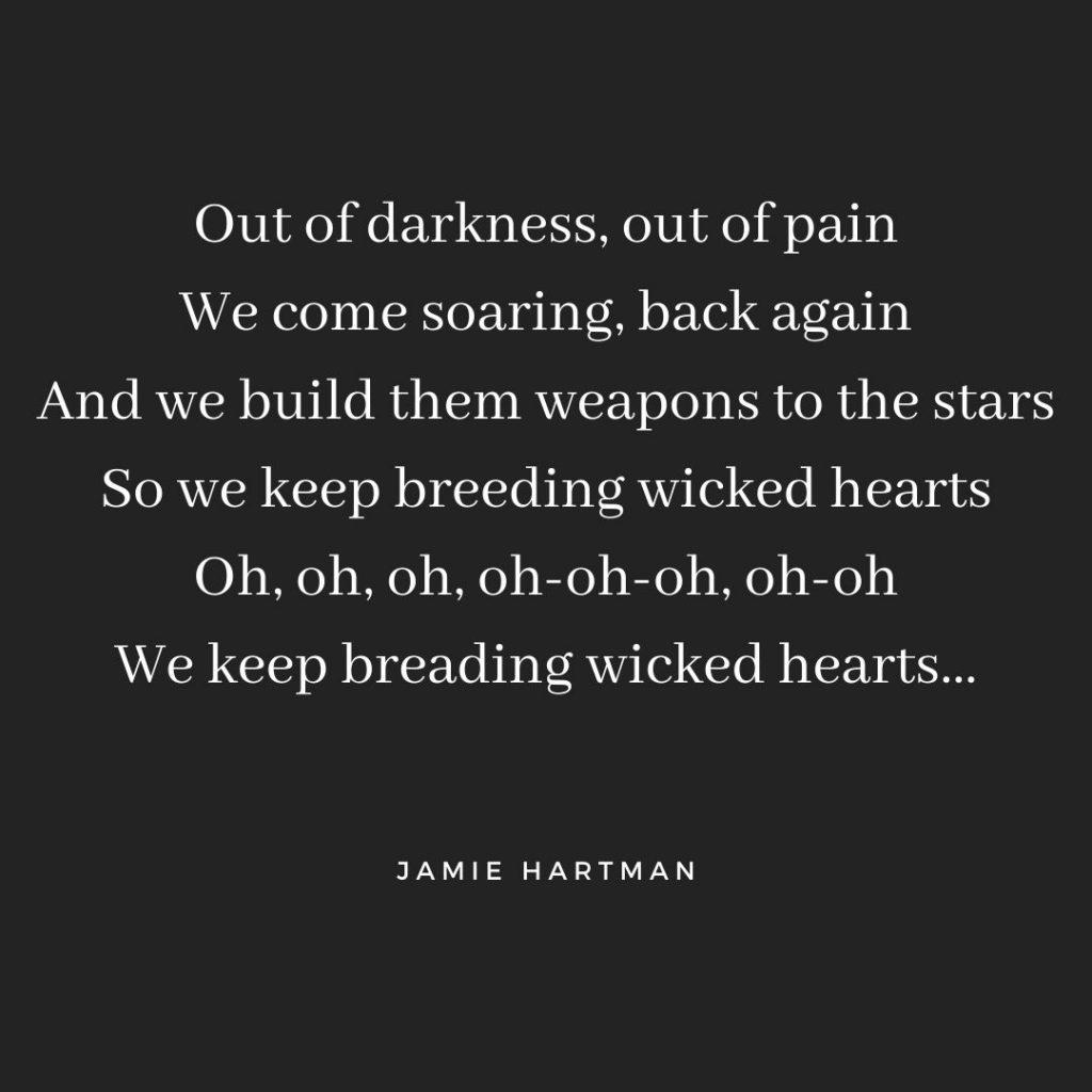Wicket Hearts, Junge Junge ft. Jamie Hartman
