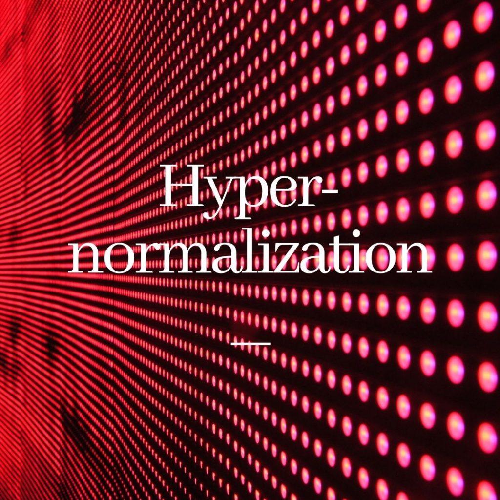 HyperNormalization